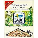 Blue Dragon - Salsa para hacer sofritos - Chow Mein - 120 g - Paquete de 6 unidades