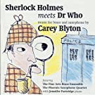 Sherlock Holmes Meets Dr. Who