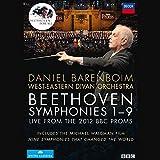 Barenboim - Beethoven: Sinfonien 1-9 [4 DVDs]