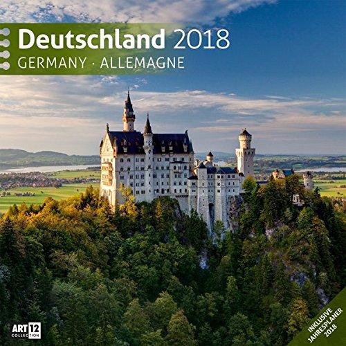 Preisvergleich Produktbild Deutschland 30x30 2018