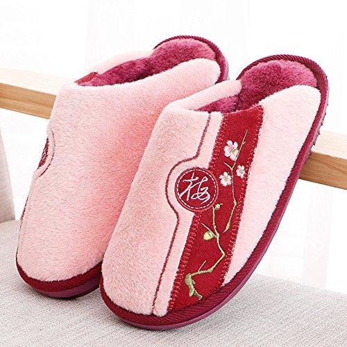 2017 new cross altezza scarpe comoda a casa?,40 bianchi 40 rosso