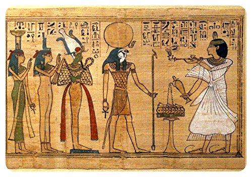 Selbstklebend Wandtattoo Ägypten Antik Alte ägyptische Papyrus Papier RA RE
