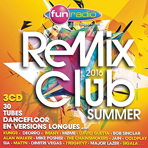 Fun Remix Club Summer'16