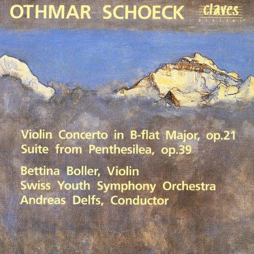 Schoeck: Violin Concerto & Suite from Penthesilea,