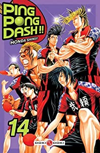 Ping Pong Dash !! Edition simple Tome 14