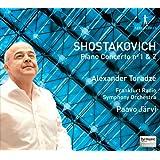 Schostakowitsch: Klavierkonzerte Nr.1 & 2/Concertino Op.94