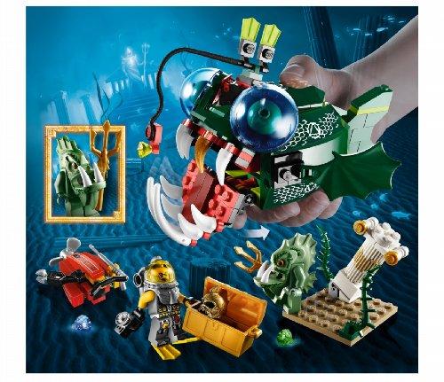 Imagen 3 de LEGO Atlantis 7978 - Ataque al Pescador (ref. 4584112)