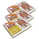3 Packungen Senioren-Skat 2x 32 Spielkarten | Skatblatt Skatkarten Skatspiel