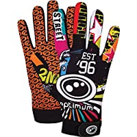 Optimum Velocity Thermal Rugby Street II Boy's Gloves - Multi-coloured/Small