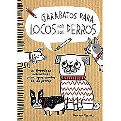 Garabatos Para Locos Por Los Perros (Ilustración)