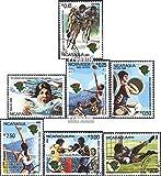 Nicaragua 2272-2278 (completa.Problema.) 1982 Zentralam.-Caraibi-Giochi sportivi (Francobolli ) - Prophila Collection - amazon.it