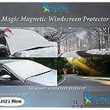 Starmo - Protector para parabrisas de coche, con cierre magnético