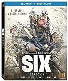 Six: Season 1 [Blu-ray] [Import italien]
