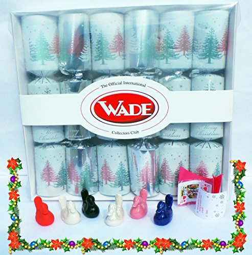 Wade Whimsie Christmas Crackers - Containing Ruddy for sale  Delivered anywhere in Ireland