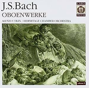 Bach : Oboenwerke, vol. 3