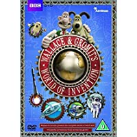 Wallace & Gromit: Wallace & Gromits World Of Invention - Steelbook