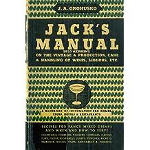 Jack's Manual 1933 Reprint (English Edition)