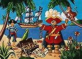 Puzzle Pirat 36 Teile