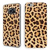 Handyhülle Tiermuster Samsung Hardcase Leopard Zebra Schlange Feder Fell Pfau, Handy:Samsung Galaxy A3 (2016), Hüllendesign:Design 2   Hardcase Klar