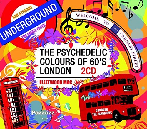 Psychedelic Colours of 60\'S/2