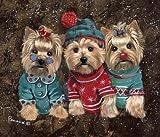 Suzanne Renaud Yorkshire Terrier Elves-gf
