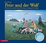 Peter und der Wolf (mit CD) (Musikalisches Bilderbuch mit CD)