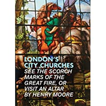London's City Churches by Stephen Millar (15-May-2011) Paperback