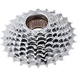 Premium 8 Speed fietsketting cassette schroefkrans met vrijloop 12-28 tanden