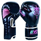 Best Boxing Gloves - Evo Ladies Boxing gloves (8 Oz) Review