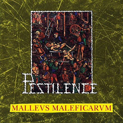 Pestilence: Malleus Maleficarum (Audio CD)
