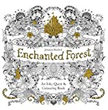 Enchanted Forest: An Inky Quest and Colouring Book Bild