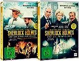 Sherlock Holmes - Die goldenen Jahre, Vols. 1+2 (4 DVDs)