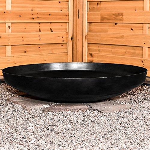 feuerschale kloepperboden Köhko Feuerschale Ø 79 cm Klöpperboden 41001