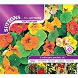 Suttons - Nasturtium Seed Collection