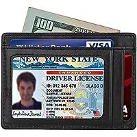 Kinzd Black Credit Card Case