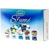 Buratti Confetti con Mandorle Tostate Ricoperte di Cioccolato, Bianco ai Molteplici Gusti, Tenerezze Sfumè Azzurro…