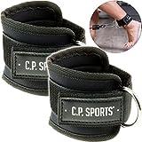 C.P.Sports 2x Hand- und Fußschlaufe für Seilzugturm