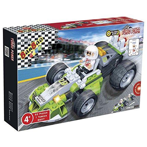 BanBao 8607 Construction Toy, Building Blocks