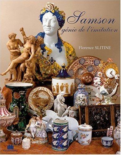 Samson, génie de l'imitation de Florence Slitine (18 février 2002) Relié