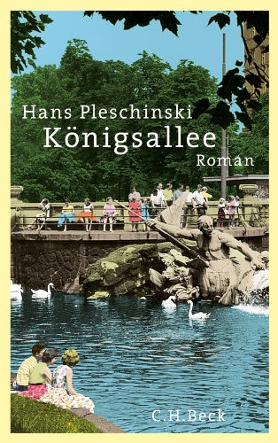 Buchseite und Rezensionen zu 'Königsallee' von Hans Pleschinski