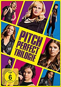 Pitch Perfect Trilogie [3 DVDs]