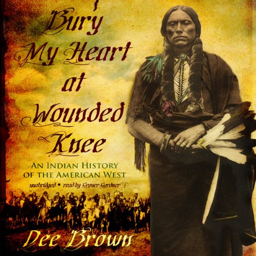 Bury My Heart at Wounded Knee  Audiolibri