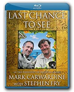 Last Chance To See with Stephen Fry and Mark Carwardine [Blu-ray] [2009]