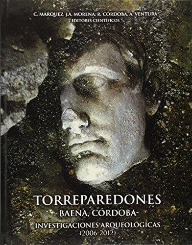 Portada del libro Torreparedones. Investigaciones arqueológicas (2006-2012)