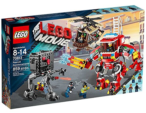Lego The Lego Movie Rescue Reinforcements Construction Set by LEGO (Lego Rescue Set)