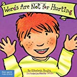 Best Behavior Board Book Series - Words are Not for Hurting: Board Book Review