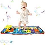 Tapis de jeu pour piano PROACC, Jouet de tapis de musique pour piano pour enfants, tapis de danse drôle de grande taille (31