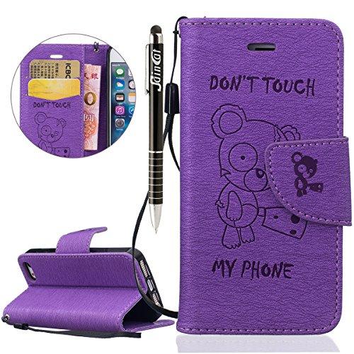 custodia-iphone-5s-sesaincat-custodia-in-pelle-protettiva-flip-cover-per-iphone-5s-seanti-scratch-pr
