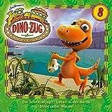 Der Dino-Zug: Folge 08: Schnitzeljagd/ Leben in der Herde/ Dinos unter Wasser