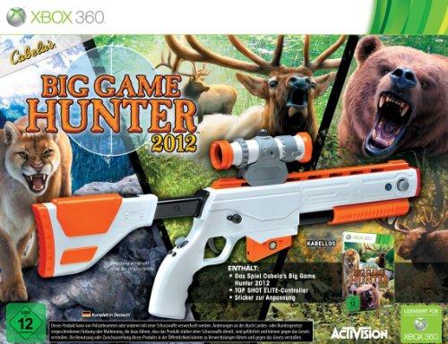 Elite Gun Shot Top (Cabela's Big Game Hunter 2012 (Bundle inkl. Top Shot Elite Gun Controller))